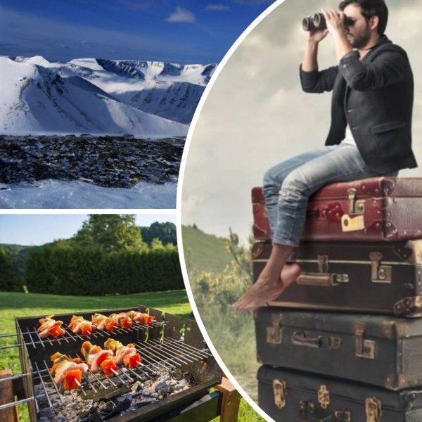 Лыжи или шашлыки: Хибины продлил курортный сезон ради майских праздников