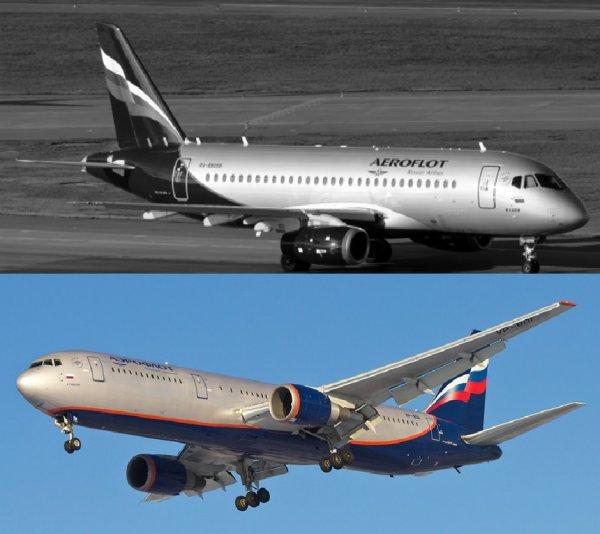 Хотел «Боинг»? Полетишь «Суперджетом». «Аэрофлот» скрывает марку самолёта до вылета – пассажир