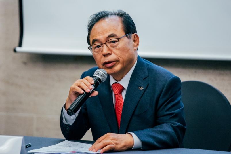 От Травиаты до Самгхетан: мэр Пусана готов к активному сотрудничеству с Владивостоком