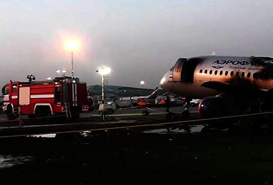 Следствие устанавливает ошибки спасателей, из-за которых сгорели люди на SSJ-100