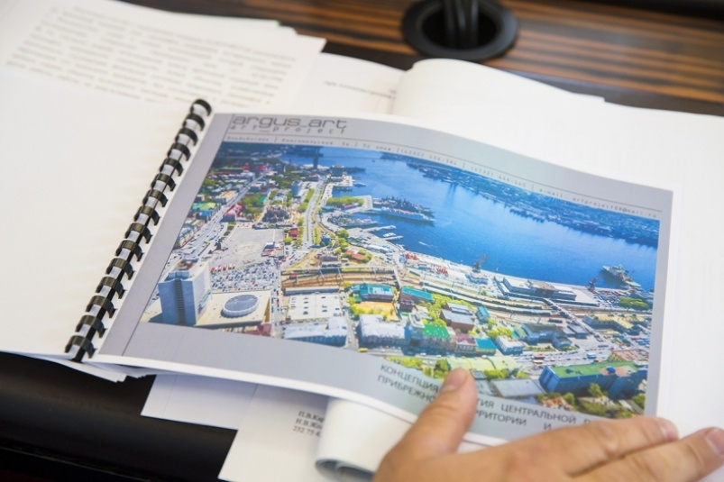 Грандиозно и нереально: власти вернулись к идее реконструкции центра Владивостока (ФОТО)