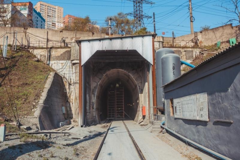 Тоннель Сталина открылся во Владивостоке – расписание электричек изменилось