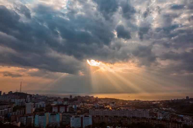 Прогноз погоды на начало рабочей недели в Приморье дали синоптики