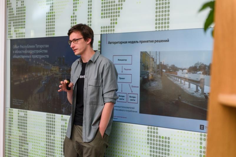 Дмитрий Смирнов: Развитие города базируется на принципах партнерства