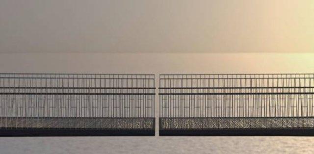 В Англии построят мост, который будет прерываться посередине
