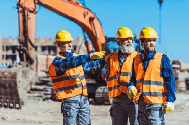 Харьковские строители освоили 5 млрд. гривен