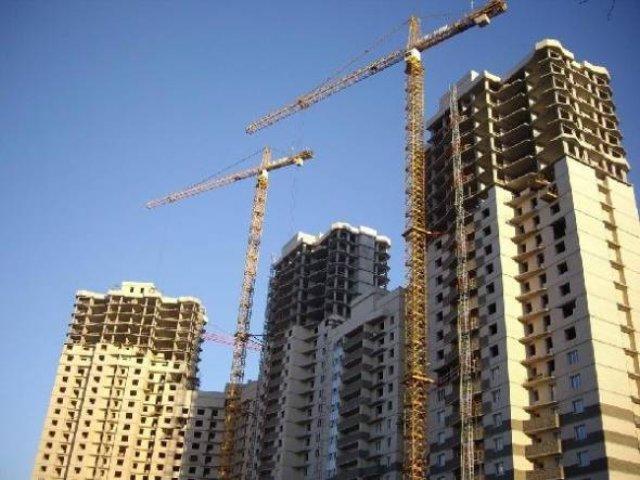 Строительство жилых зданий в Харькове увеличилось на 4 процента