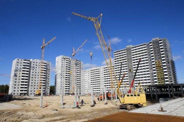 Сколько жилья построили в Харькове за первое полугодие