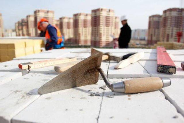 В Украине построили 4,9 млн. кв. метров жилья