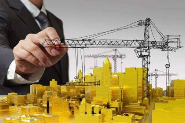 Украинские строители освоили 82 млрд. гривен